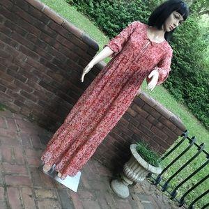 Xhilaration S maxi dress NWT modest NEW